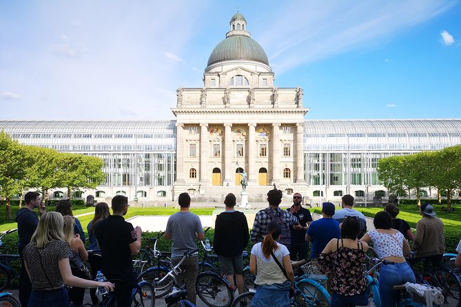 Munich Bike Tour with optional Königsplatz and Olympia Park, Munique, Alemanha