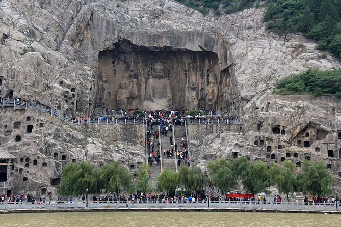 1-Day Luoyang tour to Longmen Grottoes and Peony Garden, Luoyang, CHINA