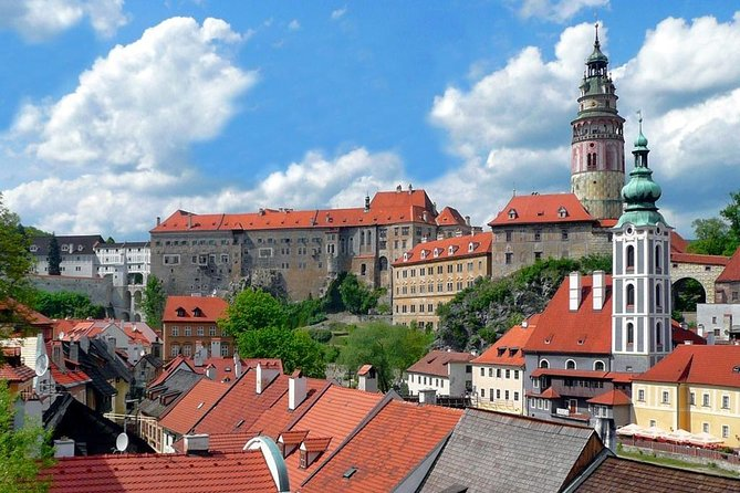 MORE PHOTOS, Private Transfer from Passau to Prague with Stopover in Cesky Krumlov