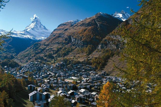 8-Day Switzerland Rail Adventure from Zurich, Zurich, Switzerland