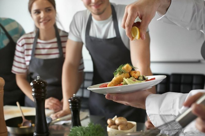 Live an authentic experience in Trento. Enjoy show cooking with a famous chef. Learn the secret recipes of local specialities, and taste them with fine Trentin wine.