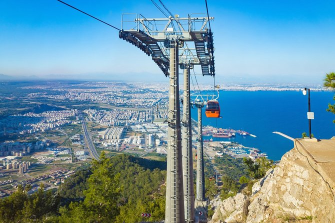 MÁS FOTOS, Antalya City Tour with Cable Car