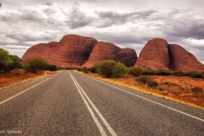 5-Hour Kata Tjuta Sunrise Tour from Ayers Rock with Breakfast, Ayers Rock, AUSTRALIA