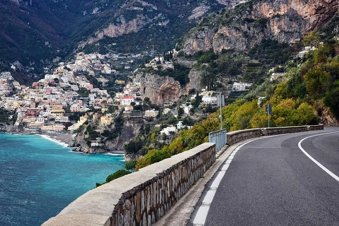 Private Transfer: From Amalfi to Sorrento with hotel pick-up and drop-off, Amalfi, ITALIA