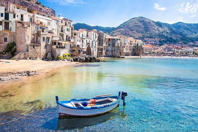 Club Med Cefalù to Palermo airport or vice versa, Private Transfer, Cefalu, ITALIA