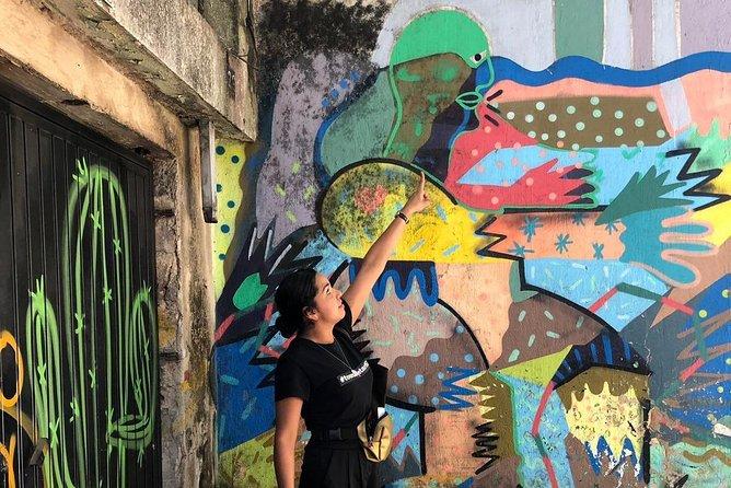 Tour street art GDL recorrido de arte urbano grafiti en Guadalajra, Guadalajara, MEXICO