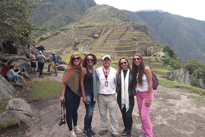 Guía profesional en Machupicchu, Machu Picchu, PERU