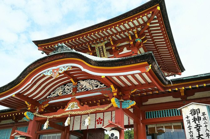 This private and customizable tour for Yamaguchi is perfect for guests who would like to have their own itinerary planned based on their interests and preferences, allowing guests to experience the city at their own pace.