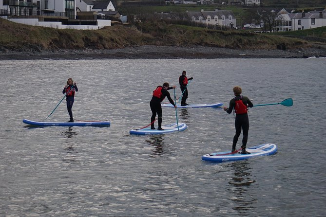 You'll get to explore this rugged coastline from the ocean's perspective. Sessions takes place at a number of locations along the beautiful north coast. You'll receive high class tuition to improve technique and with plenty of time to jump in, there is fun for all.