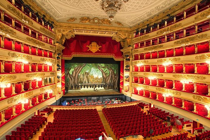 La Scala Theatre guided experience, Milan, ITALIA