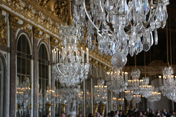 1-Hour Guided Virtual Reality Tour of the Palace of Versailles, Versalles, FRANCIA