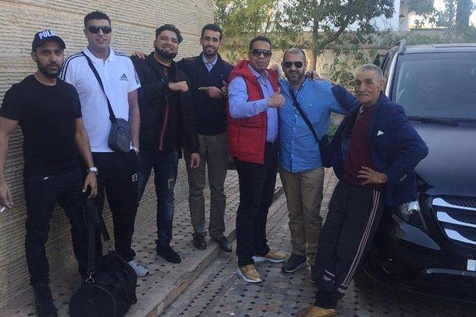 Marrakesh to Agadir Airport Transfers, Marrakech, Morocco City, Morocco