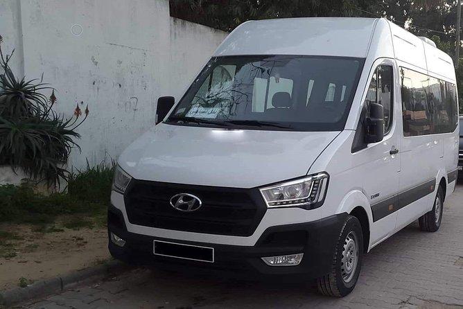 MÁS FOTOS, Monastir private minibus arrival & departure airport transfer to Hammamet