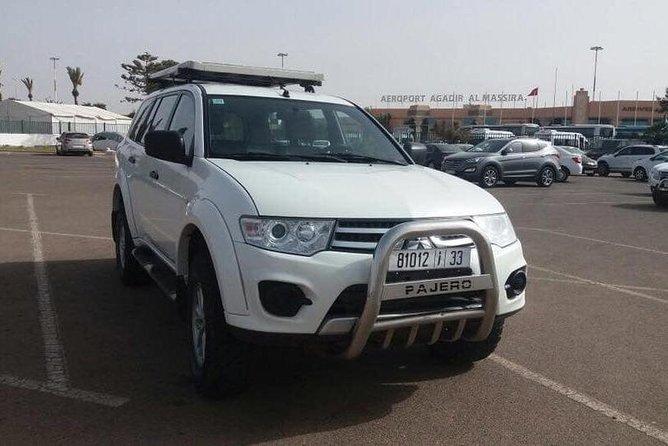 Transfer from Agadir to Aglou, Agadir, MARROCOS
