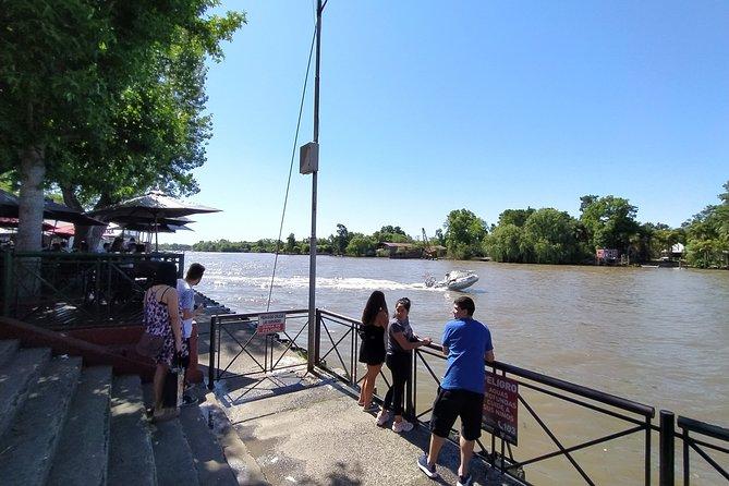 MÁS FOTOS, Shore Excursion: Small Group Tigre Delta Tour from Buenos Aires
