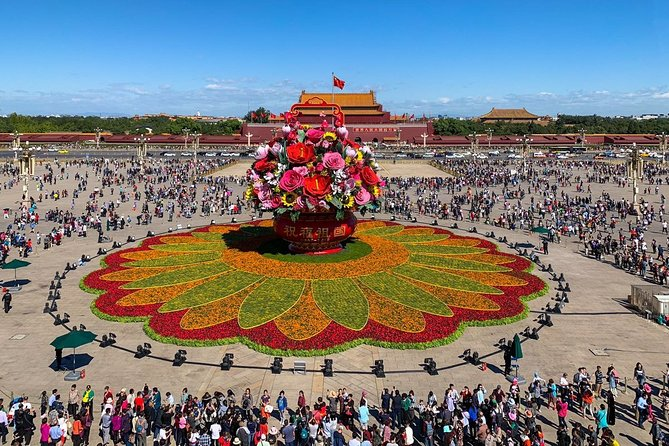 Private Customized Beijing City Highlights Day Trip from Jinan by Bullet Train, Jinan, CHINA