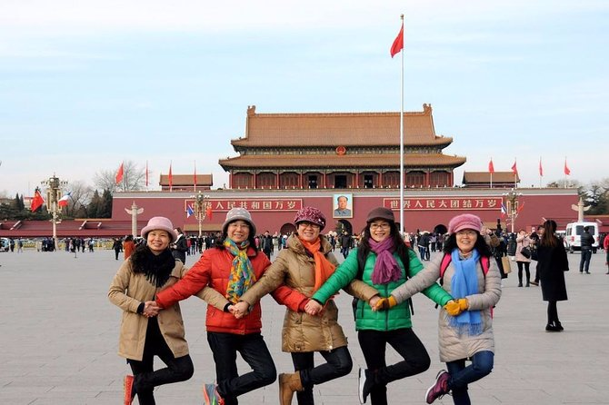 4-Day Private Cultural Tour of Beijing and Xi'an from Jinan, Jinan, CHINA