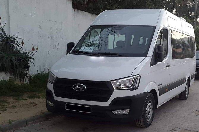 MÁS FOTOS, Monastir private minibus arrival & departure airport transfer to Mrezga