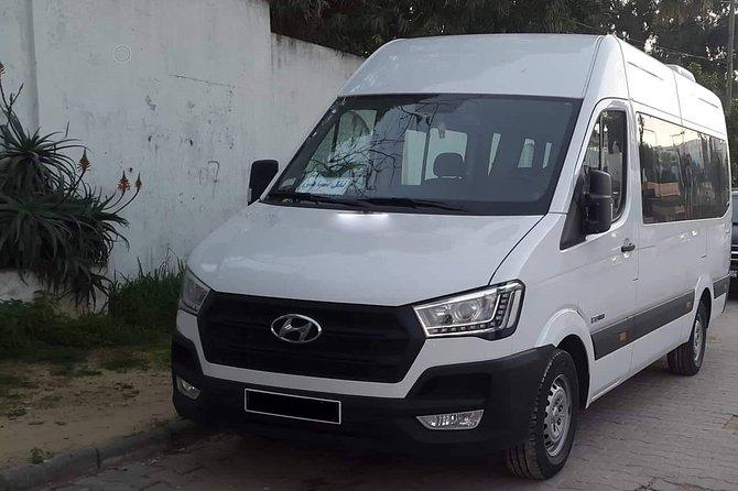 MÁS FOTOS, Monastir private minibus arrival & departure airport transfer to Sfax