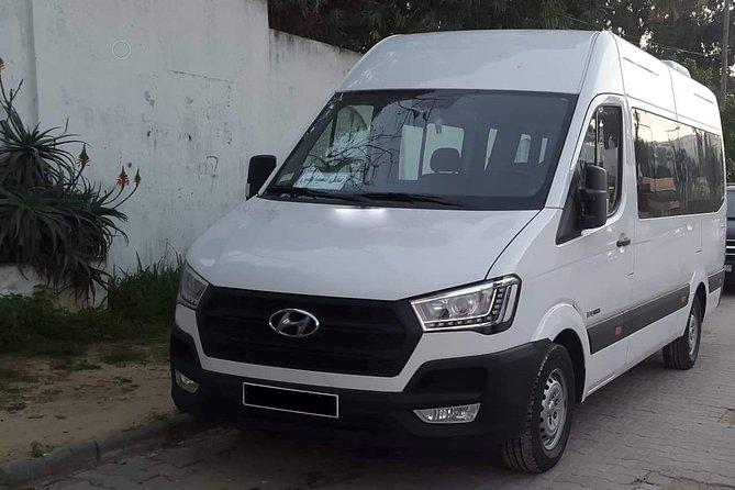MÁS FOTOS, Monastir private minibus arrival & departure airport transfer to Gammarth