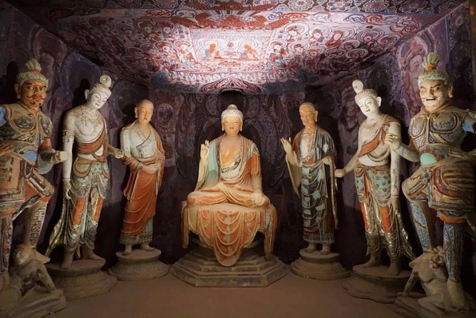 3 Day Private Silk Road Tour from Jinan: Highlights of Xi'an, Jiayuguan,Dunhuang, Jinan, CHINA