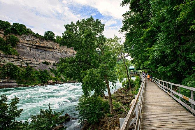 Experience Niagara Falls in Three Hours, Cataratas del Niagara, CANADÁ