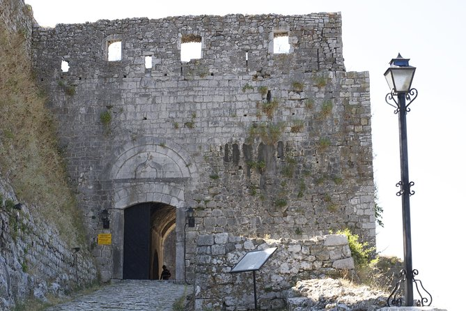 Have an unforgettable experience at the Rozafa Castle in Shkodër and visit the museum for a better understanding of its history and surroundings. Learn about the legend of the woman who got walled in alive inside the castle walls. <br> • Visit one of the most prominent castles from the 4th-century <br> • Explore the museum of the castle for a better understanding of the Illyrian people <br> • Learn about the castle myths and legends <br> • Enjoy the panoramic vistas of the Drin, Kir and Buna rivers from the castle top