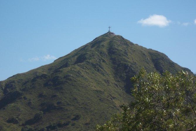 Ascenso al cerro pan de azúcar y vuelta por Cosquin y Carlos Paz, Cordoba, ARGENTINA