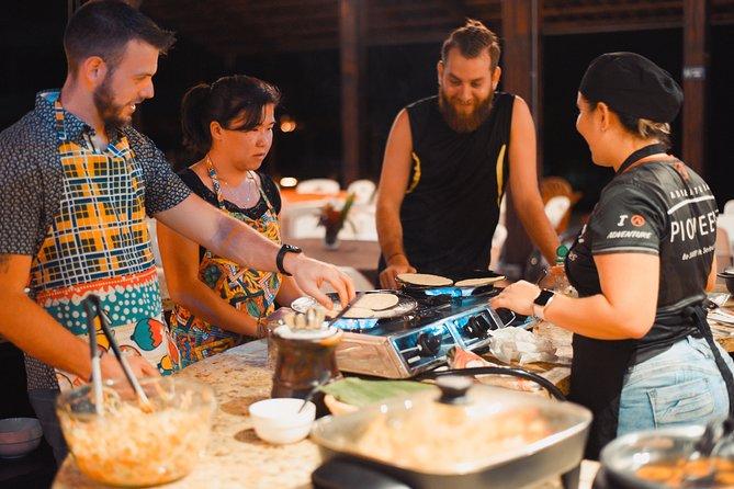 Clase de cocina en Costa Rica