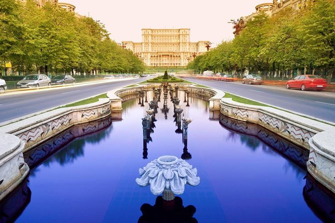 Experience an 4-day small group tour from Bucharest that includes European capital of Culture 2021 - Timisoara, and from 2007 - Sibiu. Learn how three different cultures converge in one country. Enjoy sightseeing in Bucharest, Romania's capital. Visit Dracula's birthplace, also Unesco citadel - Sighisoara. See Dracula's Castle and Royal Peles Castle.