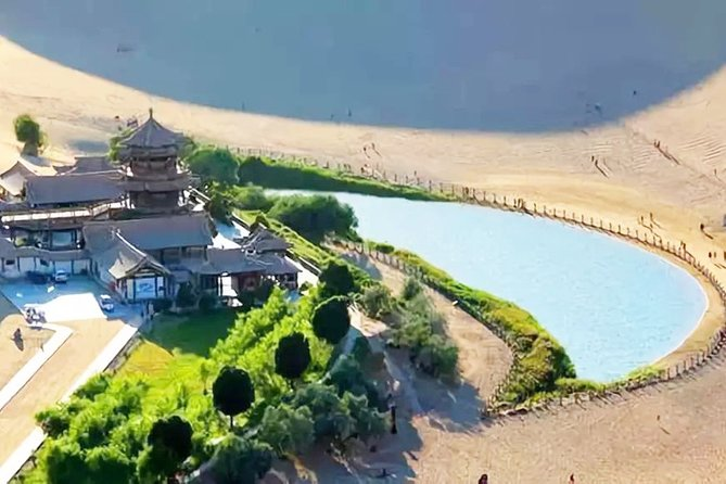 MÁS FOTOS, 3 Day Private Silk Road Tour from Jinan: Highlights of Xi'an, Jiayuguan,Dunhuang