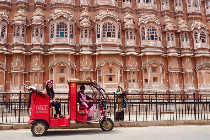 10-Day Private Golden Triangle and Holy City Tour from Delhi, Nueva Delhi, Índia