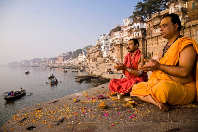 10-Day Private Golden Triangle and Holy City Tour from Delhi, Nueva Delhi, India