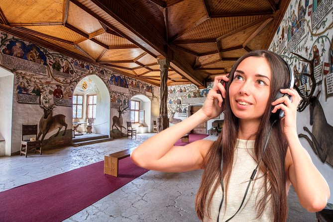 Immerse yourself into a world of knights, emperors and kings, because in Tratzberg Castle you can experience 500 years of history with all your senses