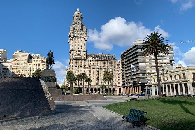 Recorrido compartido de medio día por la ciudad de Montevideo, Montevideo, URUGUAY