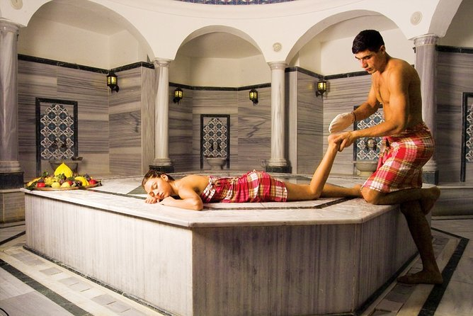 Marmaris V.I.P Turkish Bath, Face Mask, Sauna, Oil Massage, Fish Spa, Scrub..., Marmaris, TURQUIA