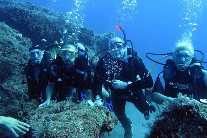 Diving From Kemer, Antalya, TURQUIA