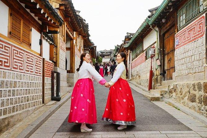 Cruise Layover Tour : Full-day Customizable Private Seoul Highlight Tour, Incheon, COREA DEL SUR