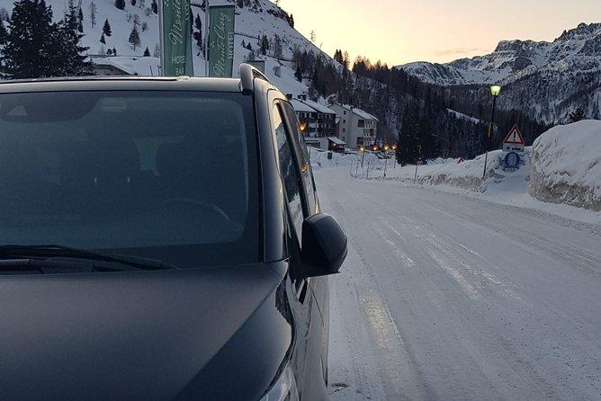 Transfer To/from Dolomites GARDENA-CORVARA-COLFOSCO-ARABBA, ,