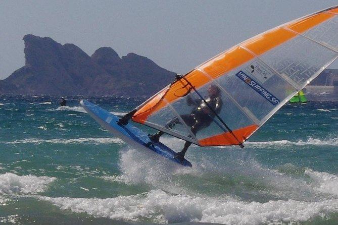 Dynamic Windsurfing Beginner class Day2, Malmo, SUECIA
