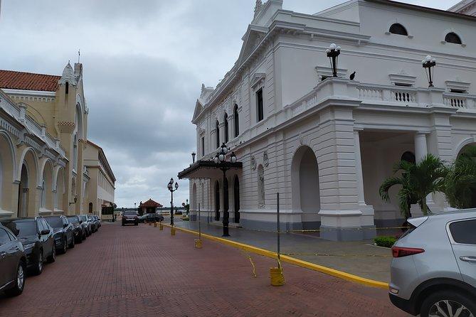 Recorrido por la ciudad de Panamá con Canal de Panamá y esclusas de Miraflores, Ciudad de Panama, PANAMA