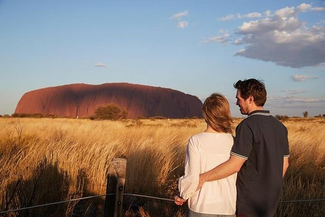 Sunset Australian Barbecue Dinner in Uluru, Ayers Rock, AUSTRALIA