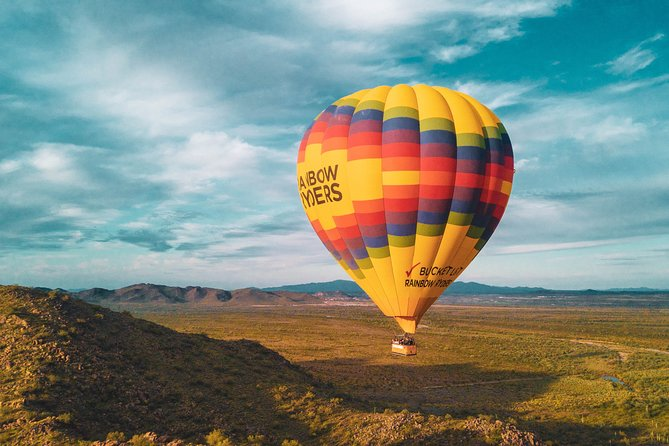 Sunset Hot Air Balloon Ride Over Phoenix, Phonix, AZ, UNITED STATES