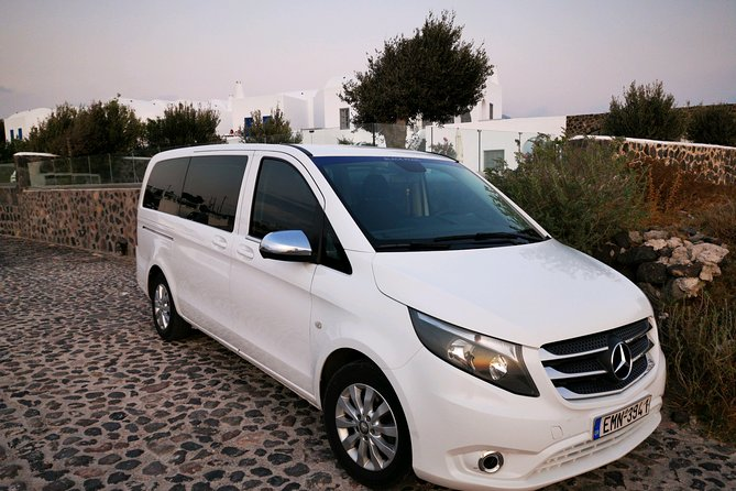 Mykonos Private Short Distance Transfer Up To 8 Persons, Miconos, Grécia
