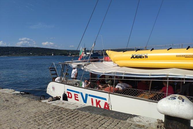 Unique Boat Trip Experience from Varna, Varna, BULGARIA