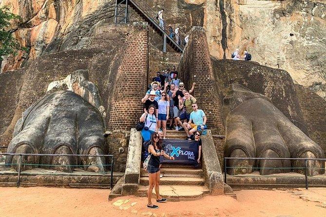 Private Day Tour Sigiriya Rock and Dambulla Cave Temple Tour, Colombo, Sri Lanka