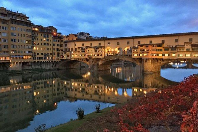 Private Transfer from Bagnaia to Firenze (FLR) Airport, Lago de Bolsena, ITALIA
