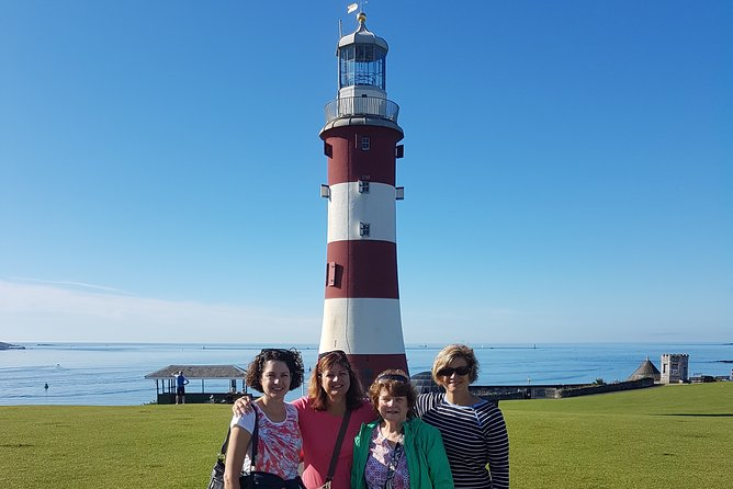 The most comprehensive walking tour available in Plymouth, delivered by friendly, informative and accredited guides!