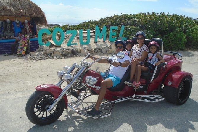 Trikes Cozumel, Cozumel, MEXICO