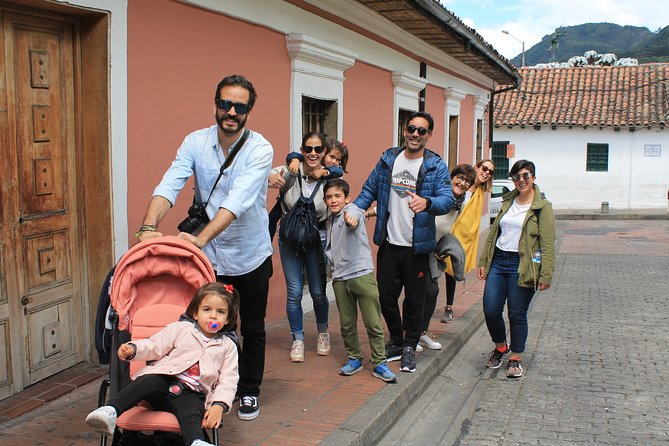 Introduction to Bogota • Candelaria Private Walking Tour • 3h, Bogota, COLOMBIA